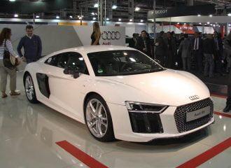 Audi: Ελληνική πρεμιέρα για Α4, R8 και Q7