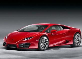 Νέα Lamborghini Huracan με πίσω κίνηση και ισχύ 580 ίππων