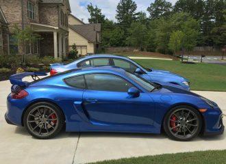 Γιατί να πουλάει κάποιος μια Porsche Cayman GT4 με 2.300 χλμ.;