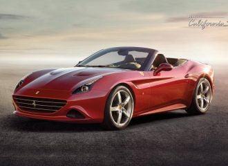 Ανάκληση σε Ferrari California Τ για διαρροή καυσίμου!