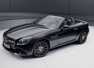 Νέα Mercedes SLC με το Night Package και στα 1.600 κ.εκ.