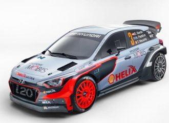 Η Hyundai αποκάλυψε το νέας γενιάς i20 WRC (+video)