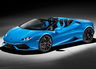 Η Lamborghini ετοιμάζει πέντε νέες εκδόσεις της Huracan!