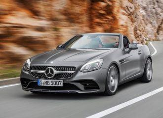 Νέα Mercedes SLC και με 1.600άρη turbo κινητήρα βενζίνης!