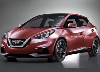 Νέο Nissan Micra προς στα τέλη του 2016 made by Renault