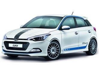Νέο Hyundai i20 Sport με τον κινητήρα 1.0 Turbo 120 PS