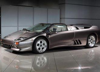 Lamborghini Diablo VT Roadster του 1996 είναι ΦΟΒΕΡΗ!