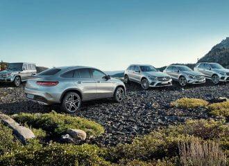 Η Mercedes έκανε ρεκόρ πωλήσεων και ξεπέρασε την Audi
