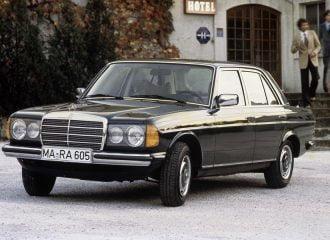 Η Mercedes W 123 γιορτάζει 40 χρόνια από το λανσάρισμά της
