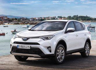 Νέο Toyota RAV4 ντίζελ με τιμή από 25.363 ευρώ και υβριδικό
