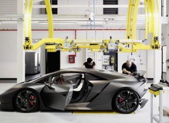 500 νέες προσλήψεις στην Lamborghini για το SUV Urus