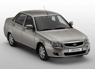 Lada Priora Standard 1.600 κ.εκ. με τιμή μόλις 4.300 ευρώ!