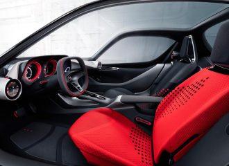 Opel GT Concept με σπορ εσωτερικό χωρίς διακόπτες!