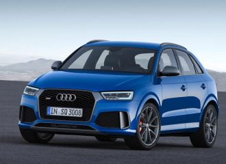 Audi RS Q3 performance με 367 hp και 0-100 χλμ./ώρα σε 4,4 δλ.!