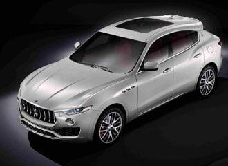 Η Maserati Levante SUV αποκαλύπτεται επίσημα!