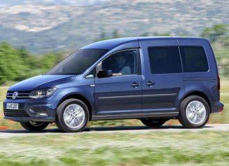 VW Caddy 1.4 TGI DSG με κατανάλωση CNG 3,4 ευρώ/100 χλμ.