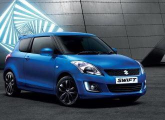 Νέο Suzuki Swift SZ-L με σπορτίφ εμφάνιση και πλούσιο εξοπλισμό