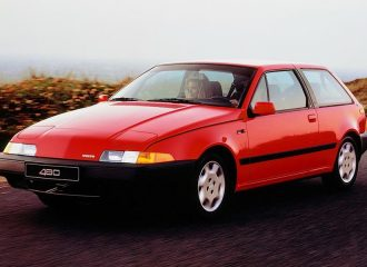 Επέτειος 30 ετών από την πρεμιέρα του Volvo 480 ES