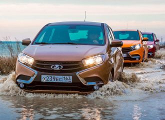 Ξεκινά το λανσάρισμα του Lada XRAY με τιμή από 7.200 ευρώ