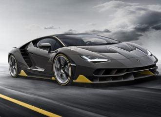 Lamborghini Centenario 770 hp με 0-100 χλμ./ώρα σε 2,8 δευτερόλεπτα!