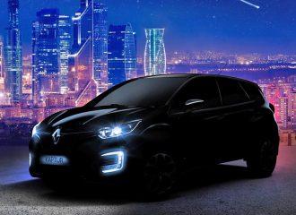 Νέο Renault Kaptur 4×4 crossover για την Ρωσία