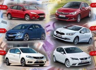 Μικρομεσαία 5θυρα αυτοκίνητα στις χαμηλότερες τιμές