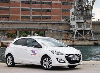Hyundai i30 1.4 100 hp με τιμή από 13.830 ευρώ