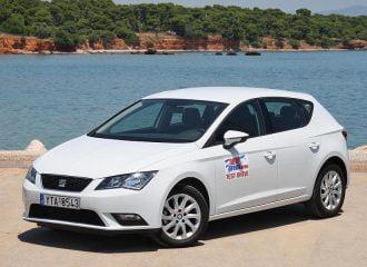 SEAT Leon 1.2 TSI 86 PS με τιμή από 13.590 ευρώ