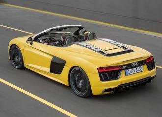 Νέο Audi R8 Spyder V10 για πολύ… αεράτες διαδρομές!