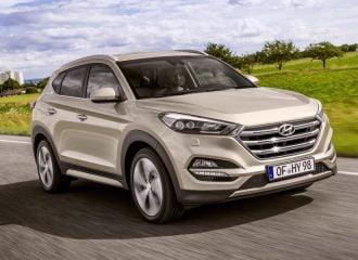 Hyundai Tucson με ισχυρότερο κινητήρα πετρελαίου 1.7 CRDi