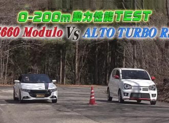 Η… απόλυτη κόντρα στα 660 κ.εκ.: Honda S660 vs Suzuki Alto Turbo RS