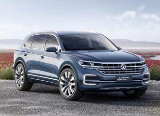 Νέο μεγάλο SUV VW T-Prime GTE με 2,7 λτ. κατανάλωση