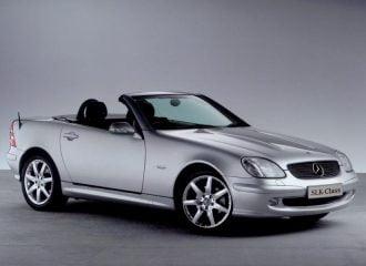 Η Mercedes SLK γιορτάζει 20 χρόνια από την πρεμιέρα της