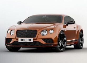 Ισχυρότερη Bentley Continental GT 6.0 λτ. W12 με 642 ίππους