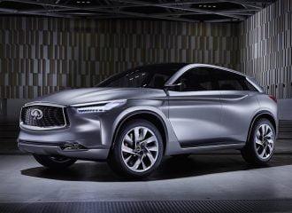 Νέο σπορ και πολυτελές SUV Infiniti QX Sport Inspiration