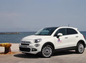 Δοκιμή Fiat 500X ντίζελ 1.3 MTJ 95 hp