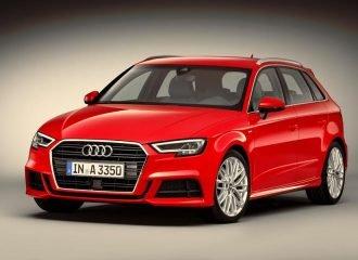 Ανανεωμένο Audi A3 σε όλες τις εκδόσεις και 1.0 TFSI