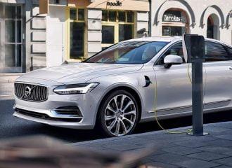 Η Volvo βάζει στόχο 1 εκατομμύριo ηλεκτρικά αυτοκίνητα