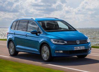 Volkswagen Touran με νέους κινητήρες 1.8 TSI και 2.0 TDI
