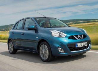 Nissan Micra 1.2 80 PS με τιμή από 10.260 ευρώ