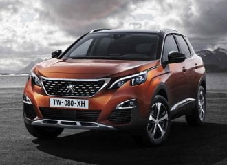 Νέο Peugeot 3008 με 6 κινητήρες και υψηλή τεχνολογία