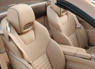 Απαγορεύτηκε το σύστημα AIRSCARF της Mercedes