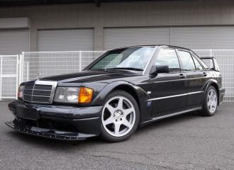 Mercedes-Benz 190 E 2.5-16 Evolution ΙΙ για 245.000 ευρώ!