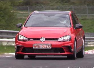 Το Volkswagen Golf GTI Clubsport S πάει «τάπα» στο Nürburgring