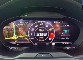 0-266 χλμ./ώρα με νέο Audi S3 310 PS