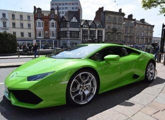 Lamborghini Huracan LP 610-4 πήρε άδεια για… ΤΑΞΙ!