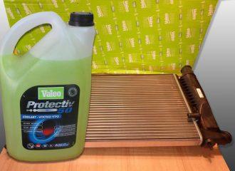 Αντιψυκτικά Valeo, ψυγεία νερού και θερμοστάτες από 20% έκπτωση