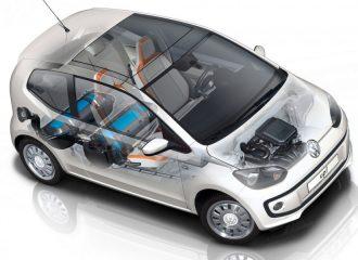 Volkswagen eco up! με φυσικό αέριο VS up! 1.0 75 PS