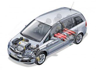 Opel Zafira Family 1.6 CNG Turbo VS Zafira Family 1.8