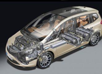 Opel Zafira Tourer 1.6 CNG Turbo VS Zafira Tourer 1.4 Turbo